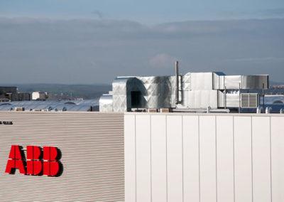 Klimakom reference ABB
