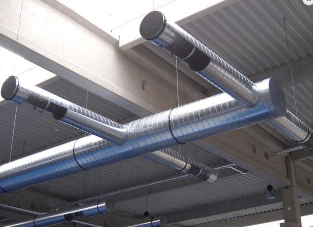 Klimakom vzduchotechnika průmyslových objektů